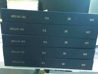 5 copies